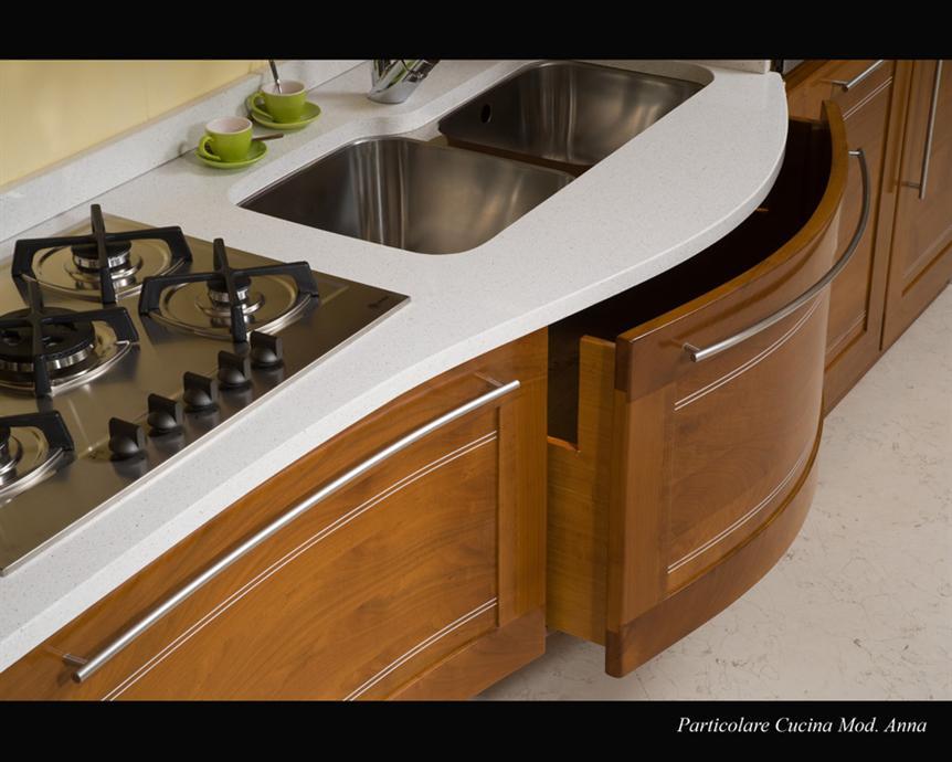 Cucina linear particolare maison cielo venezia - Cucina particolare ...