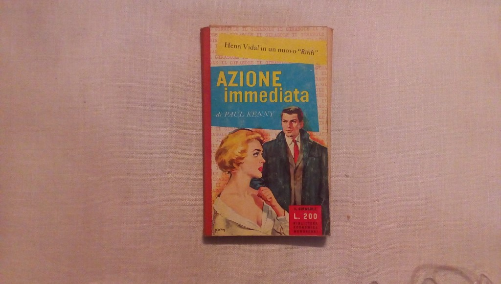 Azione immediata - Paul Kenny