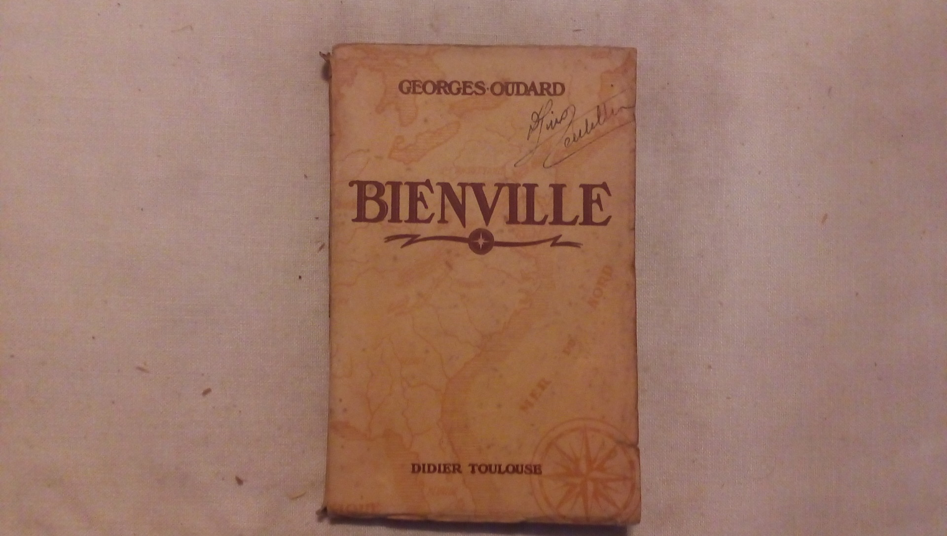 Benville - Georges Oudard Didier Toulouse