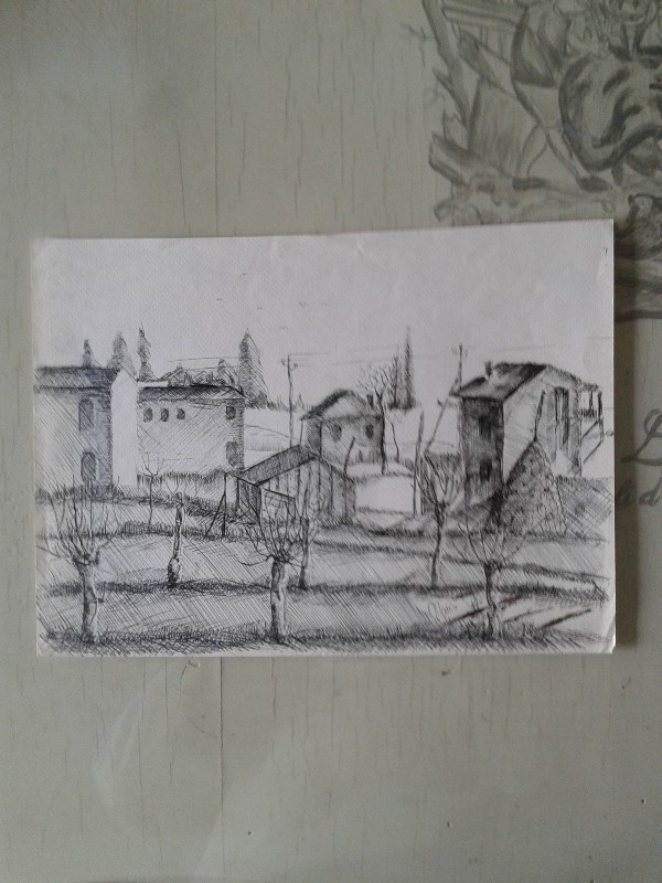 Disegno a china 33x24h