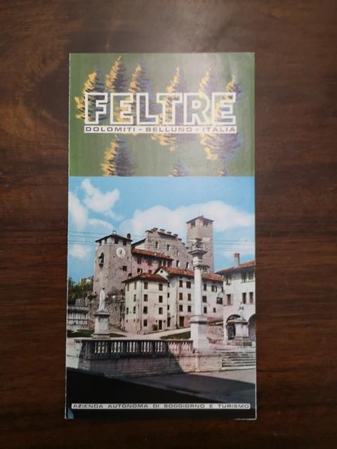 Feltre dolomiti belluno italia deplian antico azienda autonoma di ...