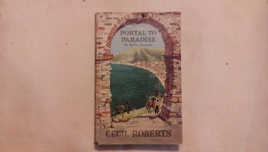 Portal to paradise an italian excursion - Cecil Roberts